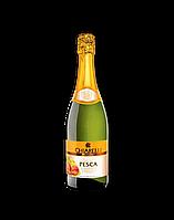 Фраголіно персикове біле ігристе FRAGOLINO PESCA CHIARELLI 0.75л.