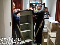 Перевозка сейфов и банкоматов киев