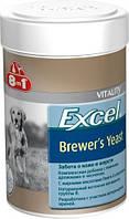 660723 8in1 Excel Brewers Yeast Пивные дрожжи для собак и кошек, 1430 шт