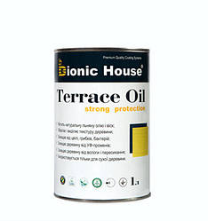 Terrace oil (террасное масло) Bionic house
