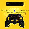 Машинка радиоуправляемая трансформер Robot Car Bugatti 1:14 DEFORMATION NO:577, фото 3