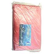 Пеньюар одноразовый (розовый) 20 шт