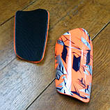 Футбольные щитки  MESSI orange, фото 2