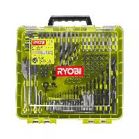 Набор для сверления и закручивания 100 аксессуаров RYOBI RAKDD100
