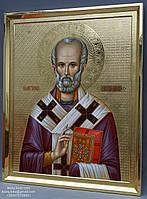 Икона Святого Николая Мирликийского чудотворца., фото 5