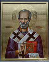 Икона Святого Николая Мирликийского чудотворца., фото 6
