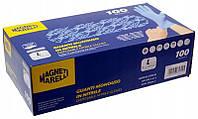 Самые плотные Перчатки нитриловые Magnetti Marelli Италия 100 шт, размер XL синие кол-во отраничено