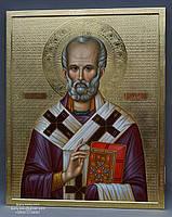 Икона Святого Николая Мирликийского чудотворца., фото 10