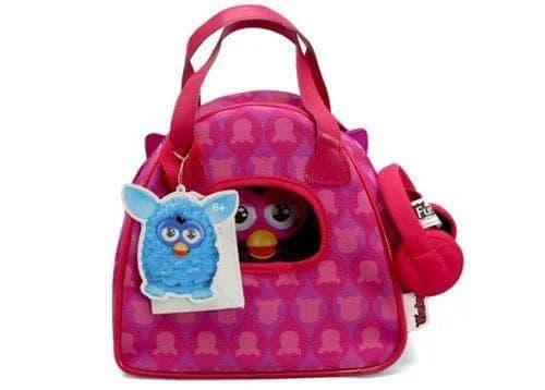 Сумочка для Ферби Furby Bowling Bag Carrier Pink