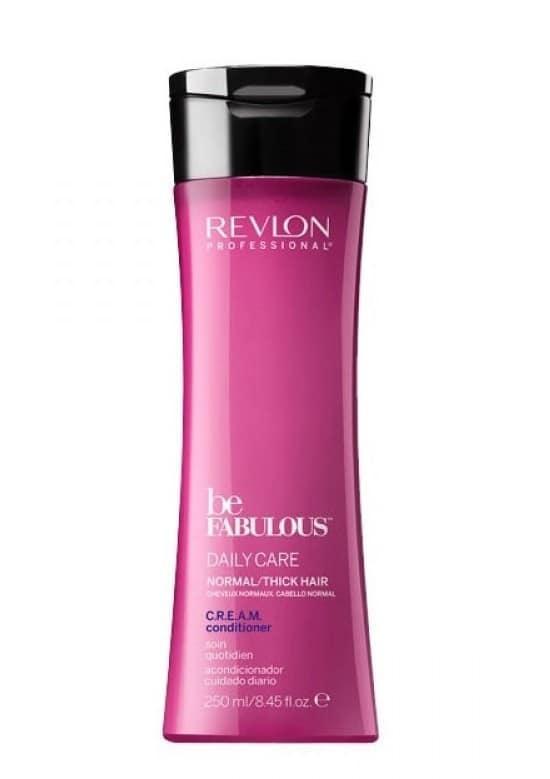 Кондиціонер для щоденного використання для нормальних і густого волосся Revlon Be Fabulous 250 мл