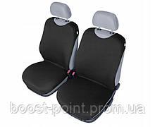 Майки (чехлы / накидки) на передние и задние сиденья (х/б ткань) Fiat 500 L (фиат 500 л 2012г+)