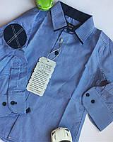 Сорочка на хлопчика, р-н 98