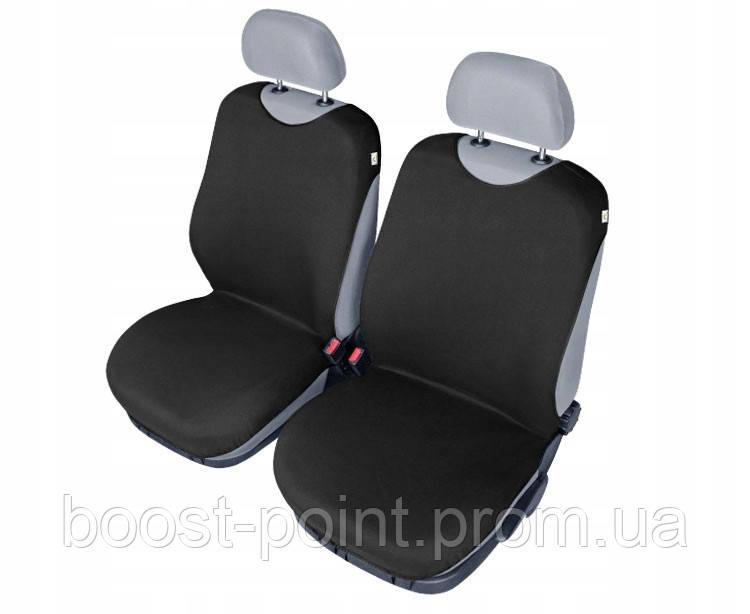 Майки (чехлы / накидки) на передние и задние сиденья (х/б ткань) Fiat Ducato 3 (фиат дукато 3 2006г+)
