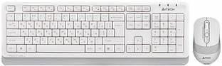 Клавіатура A4Tech Fstyler FG1010 + миша (White/Grey)