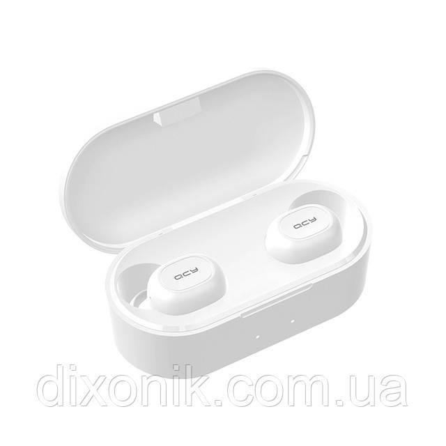 Беспроводные наушники QCY QS2 white