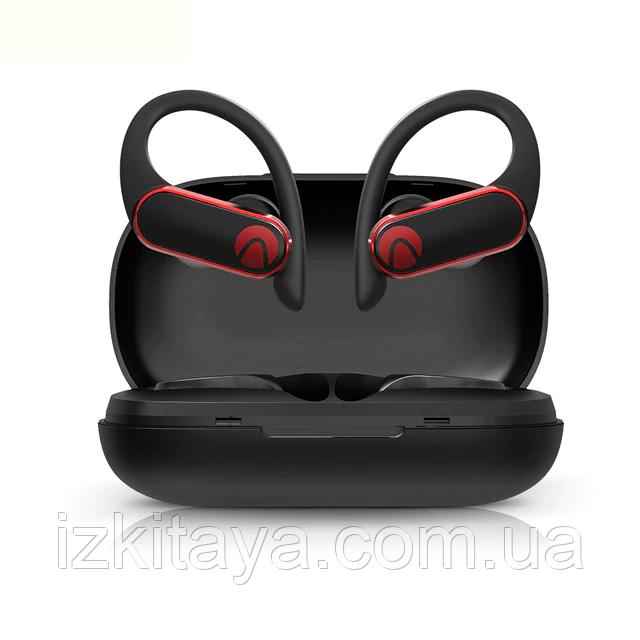 Наушники Bluetooth беспроводные BlitzWolf AIRAUX UM3 black