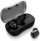 Бездротові навушники SYLLABLE D900P black Bluetooth навушники з блютузом, фото 2