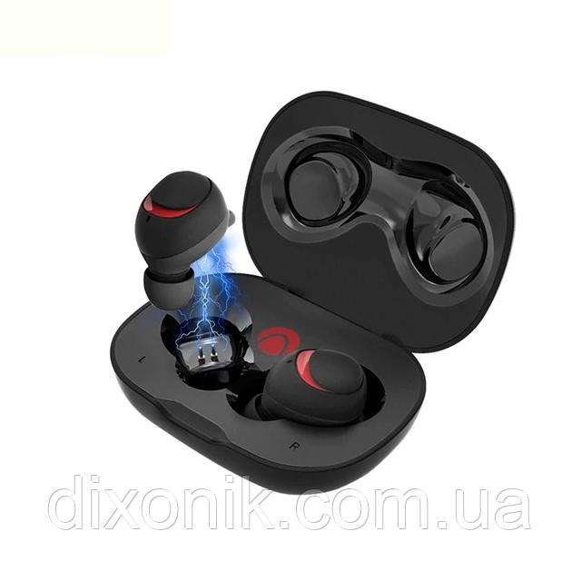 Беспроводные наушники BlitzWolf AIRAUX UM1 black