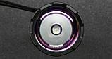 Дальнобойный фонарь Convoy M21 OSRAM KW CSLPM1.TG 6500K новый драйвер 12 групп с термоконтролем, черный корпус, фото 2