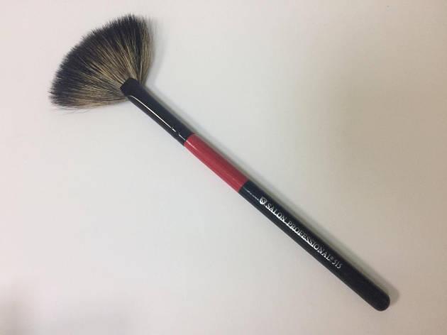 515 Кисть для удаления излишков макияжа Salon Professional, фото 2