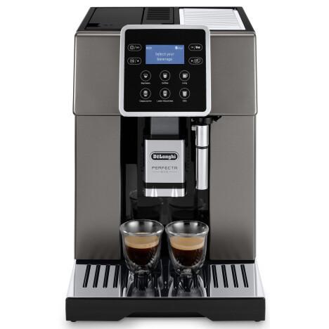 Кофемашина автоматическая DeLonghi Perfecta EVO ESAM 420.80.TB 1350 Вт