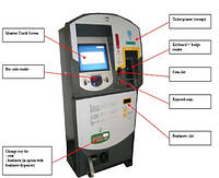 Автоматическая касса (АК)  PSC8000