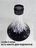 Кальян  AMY Deluxe  E 55/ new  силиконовый шланг чёрный  чаша для Кальяна силикон калауд, фото 4
