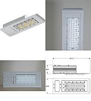 Светильник уличный Rivne LED 60W 6600 Lm 5700K