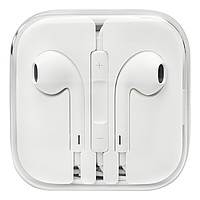 Проводные наушники Apple EarPods гарнитура для смартфона айфона