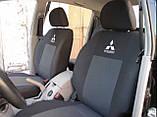 Авточохли на Mitsubishi Colt 2004-2012 hatchback,авточохли Фаворит на Міцубісі Кольт, фото 7
