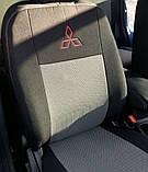 Авточехлы Favourite на Mitsubishi Colt 2004-2012 hatchback,авточехлы Фаворит на Мицубиси Кольт, фото 8