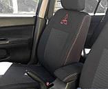 Авточохли на Mitsubishi Colt 2004-2012 hatchback,авточохли Фаворит на Міцубісі Кольт, фото 10