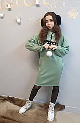 Модное платье Перфект- 3 TM Madlen для девочек размеры 140- 164