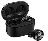 Беспроводные вакуумные Bluetooth наушники Air Twins A6 TWS гарнитура с боксом для зарядки, фото 4