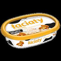 Сыр сливочный Laciaty с грибами, 135 г
