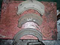 Тормозные колодки SAF для полуприцепа