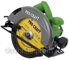 Пила дисковая Procraft KR 2300 (2 диска)