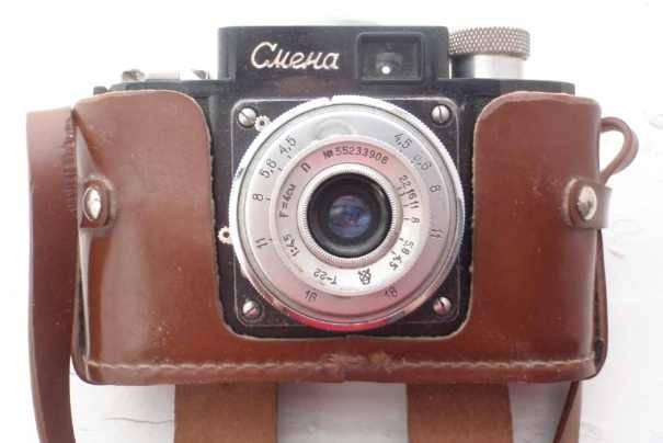 Фотоаппарат смена, фото 2