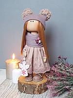 Интерьерная кукла Тильда ручной работы