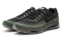 Мужские кроссовки в стиле Nike Zoom All Out, хаки 41(26,2 см), последний размер