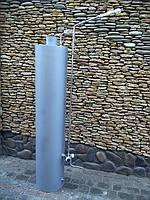 Бак на водогрейный титан  — 90 литров стальной толстостенный
