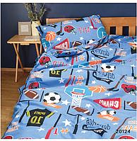 20124 Комплект постельного белья ранфорс подростковый Вилюта