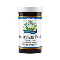 Ферментация белков Protease PlusПротеаза Плюс, NSP, США, Для ферментации белков в организме, ЖКТ.