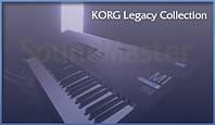 ПО для студий Korg LEGACY DIGITAL KLC-DE