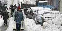 Погодный коллапс в Киеве