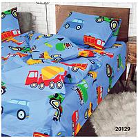 20129 Комплект постельного белья Сатин ранфорс подростковый Вилюта