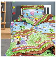 20130 Комплект постельного белья ранфорс подростковый Вилюта