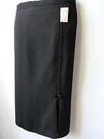Юбки женские больших размеров прямой пошив. Арт. 18016, фото 1