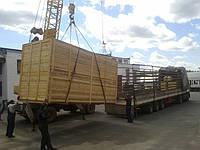 Ящики для крупногабаритных грузов