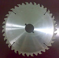 Пильный диск со стружколомом продольно-поперечный